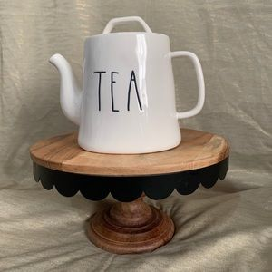 """Rae Dunn """"tea"""" kettle"""